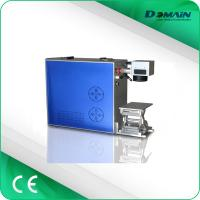 Buy cheap 3d metal laser marker 10W/20W/30W Fiber Laser marking/engraving/lazer marking machine from wholesalers