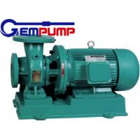 Buy cheap ISW horizontal WRG hot water circulation pump 1.5~50m³/h Flow from wholesalers