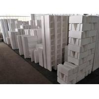 Buy cheap Zero Expanded Fused Silica Brick for Glass Furnace Hot repaire do not need to stop the Furnace from wholesalers