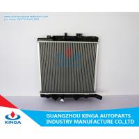 Buy cheap 5mm Fin Aluminum Core Plastic Tank DEMIO PW3W Mazda Radiator B5C7-15-200A product