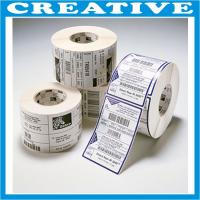 Buy cheap Customized die cut waterproof vinyl adhesive label product