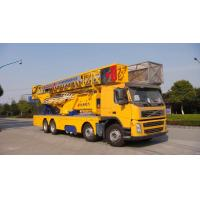 Buy cheap VOLVO Engines Bridge Inspection Equipment Remote Control / Cab , 8x4 Drive Type from wholesalers