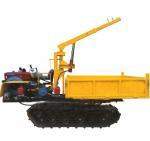 Buy cheap Manufacturer Supply Crawler Lorry-Mounted Crane, Paddy Field Truck, Farm Transporter, Crawler Crane from wholesalers