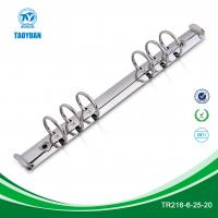 Buy cheap metal 6 ring binder mechanism with good quality from wholesalers