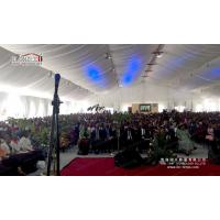 Buy cheap Hot Sale Outdoor Tent for 3000 People Church Tent in the Africa from Liri Tent from wholesalers