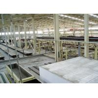 Buy cheap Concrete Slot Panel AAC Production Line Lime Panel Automatic from wholesalers
