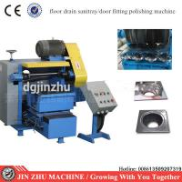 Buy cheap Hardware Fitting Polishing Machine Metal Linishing Machines With High Efficency from wholesalers