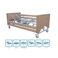 Buy cheap Model YA-JH95-4 Europe Type Electric Home Care Bed from wholesalers