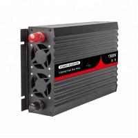 Buy cheap High Performance Dc To Ac Power Converter 12V DC To 230V AC 50Hz 1500W from wholesalers