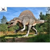 Buy cheap Park Decorative Artificial Dinosaur Garden Ornaments Life Size Dinosaur Decoration Models product