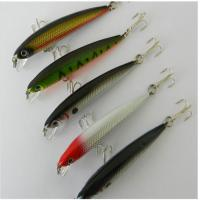 Buy cheap New Arrival! Hot 2015 Mixed Fishing Lure 5 Models Fishing Tackle Minnow Baits Crank Lures from Wholesalers