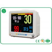 Buy cheap High Resolution Patient Monitoring Equipment 6 Parameters With 12.1 Inch TFT LED Display from wholesalers