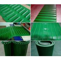 Buy cheap Industrial Equipment Incline PVC Conveyor Belt With Extruded Polyurethane Profiles from wholesalers