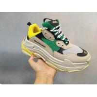 Buy cheap REPLICA BALENCIAGA RETRO DADDY YELLOW&GREEN RUNNING SHOES FOR SALE from wholesalers