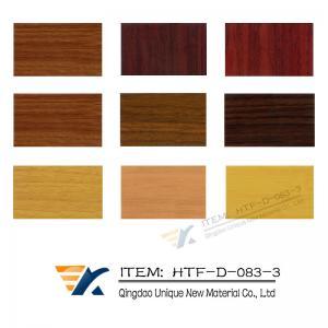 Floor transfer foil, Wood grain transfer foil,WPC transfer foil
