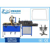 Buy cheap Straightening Cutting Wire Welding Machine 2D Bending , Butt Welding & Automatic Discharge from wholesalers