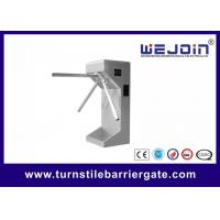 Buy cheap Vertical-typed Tripod Turnstile Used in Corporations and High-level Community from wholesalers