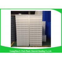 Packaging Neutral Plastic Stackable Containers for Convenience Store