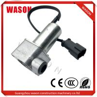 Buy cheap Hydraulic Pump Solenoid Valve Komatsu Spare Parts OEM 702-21-07010 PC200-6/220-6 from wholesalers