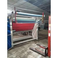 Buy cheap Auto Textile Inspection Machines , Fabric Finishing Machine Energy Efficient from wholesalers