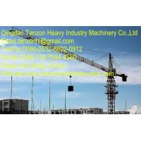 Buy cheap 181m Attached Height Construction Tower Crane TC6013-8 For Civil Buildings,Tower Crane Supplier from wholesalers