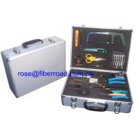 Buy cheap 24 Pieces Fiber Optic Test Equipment Instruments Optical Cable Kit from wholesalers