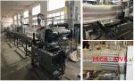 Buy cheap Copper Wire Spiral PU Flexible Air Duct Pipe Making Machine from wholesalers
