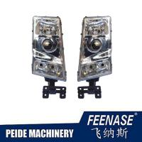 Buy cheap VOLVO FH16 FM9 Body Parts Silvery Lamp Bowl Headlights 20762993 LH 20762994 RH from wholesalers