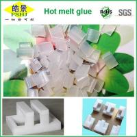Buy cheap Anti Aging EVA Hot Melt Adhesive , Hot Melt Glue Pellets For EPE Foam from Wholesalers