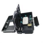 Buy cheap Water Resistant 24 Ports FDB FTB Fiber Optic Distribution Box from wholesalers