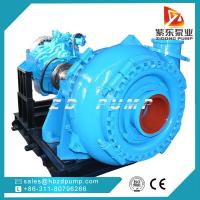 Buy cheap Wear resistant horizontal river gravel dredging pump centrifugal marine sand pump from wholesalers