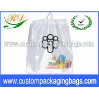 Buy cheap 17x20 White LDPE Material Drawstring Plastic Bags for Book Packaging from wholesalers