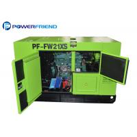 Buy cheap XICHAI Silent Generator Set 16KW 20kva Ultra Silent Canopy Denyo Genset from wholesalers