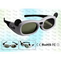 Buy cheap Kids Japanese 3D TV IR Active Shutter 3D Glasses from wholesalers
