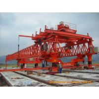 Buy cheap Machinery Launching Gantry Crane with Powerful Corrosion Resistance from wholesalers