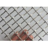 Buy cheap Decoration Feature Architectural Metal Screen Woven With Stainless Steel Material from wholesalers