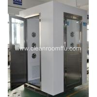 Buy cheap Irregular-shaped Door Industrial Modular Air Shower Cleanroom from wholesalers