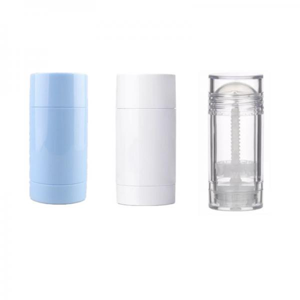 Buy cheap Clear Study Reusable Empty Plastic Deodorant Bottles 15g from wholesalers