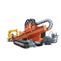 Buy cheap Trenchless Horizontal directional Drill Machines With Rotatable Control Station from wholesalers