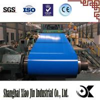 Buy cheap 1219mm ppgi coil color coated aluminium coil regular spangle and zinc coating hot dip galvanized steel in coils product