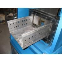 Buy cheap material thickness 1.6 to 2.5mm cable tray roll forming machine d product