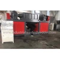 Buy cheap Custom Size Animal Shredder Machine Wear Resistance With Rotary Blades from wholesalers