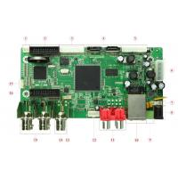 Buy cheap H.264 High Definition DVR PCB Assembly Support Realtime Playback from wholesalers