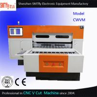 Buy cheap Automatic High Efficency CNC PCB V Groove Machine, CNC PCB V CUT Machine from wholesalers