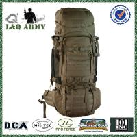 Buy cheap 70 L military army large backpack from wholesalers