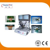Buy cheap Thermode Hotbar Soldering Heating Bonding Machine For Mobile Phone PCB from wholesalers
