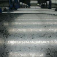 Buy cheap Hot dip galv Chromated rolled galvanized sheet metal ASTM A653 - CS - B Grade from wholesalers