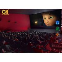 Buy cheap 5D Motion Cinema Amusement Park , 5D Simulator Ride With 6dof Motion Simulator  from wholesalers