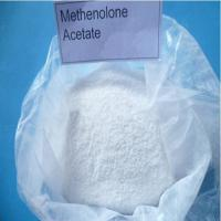 Buy cheap Muscle Gain Raw Material Chemical Steroid Hormone Methenolone Acetate CAS 434-05-9 from wholesalers