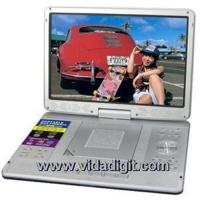 Buy cheap 14.1 Inches Portable DVD Player with ISDB-T,3D, FM,Game, RMVB(VD-P958) product